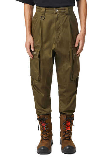 Pantalon cargo Green Label
