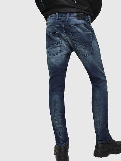 Diesel - Krooley JoggJeans 069HH, Bleu Foncé - Jeans - Image 2