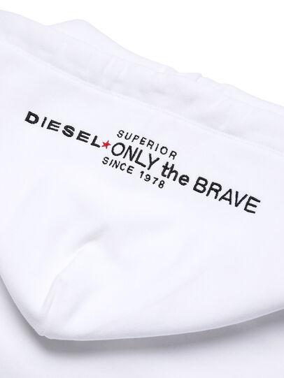 Diesel - D-SOTTOSOPRA, Blanc - Combinaisons - Image 3