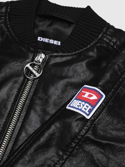Diesel - JDAVIDOV, Noir - Vestes - Image 3
