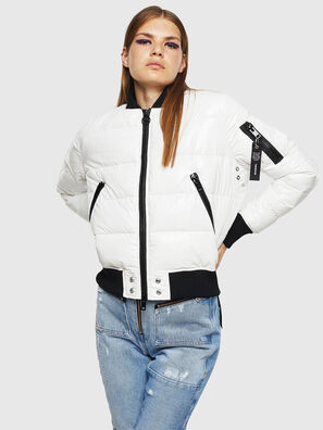 W-ONY, Blanc - Vestes d'hiver