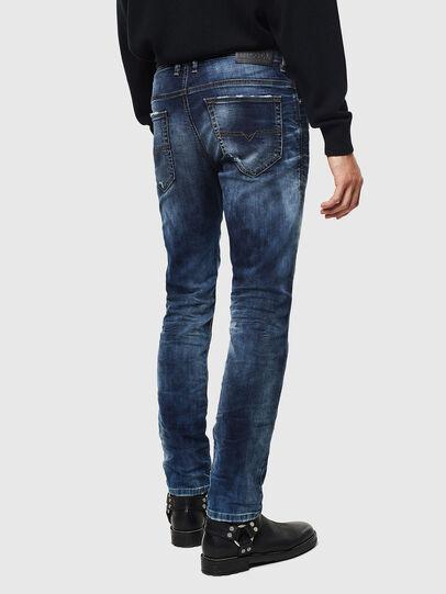 Diesel - Thommer JoggJeans 069KD, Bleu Foncé - Jeans - Image 2