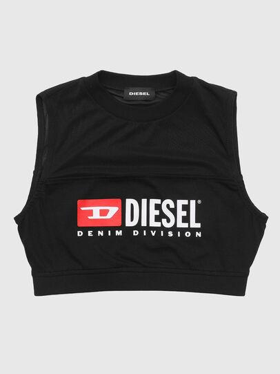 Diesel - TGIORGIT, Noir - T-shirts et Hauts - Image 1