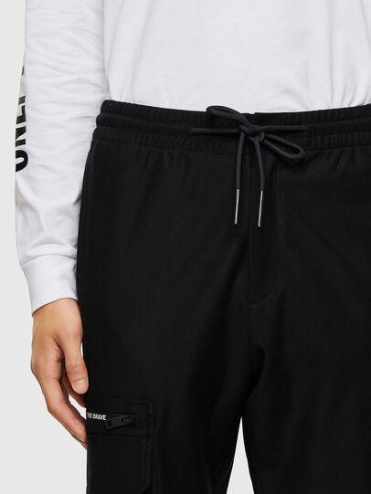 Diesel - P-HIERRO, Noir - Pantalons - Image 3