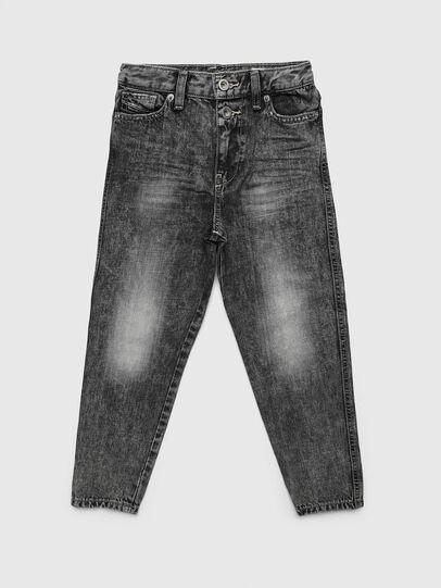 Diesel - ALYS-J, Noir - Jeans - Image 1