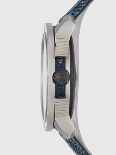 Diesel - DT2015, Jean Bleu - Smartwatches - Image 3