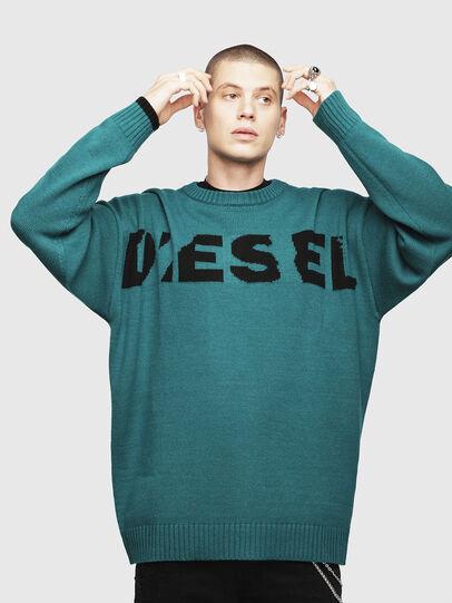 Diesel - K-LOGOX,  - Pull Maille - Image 1