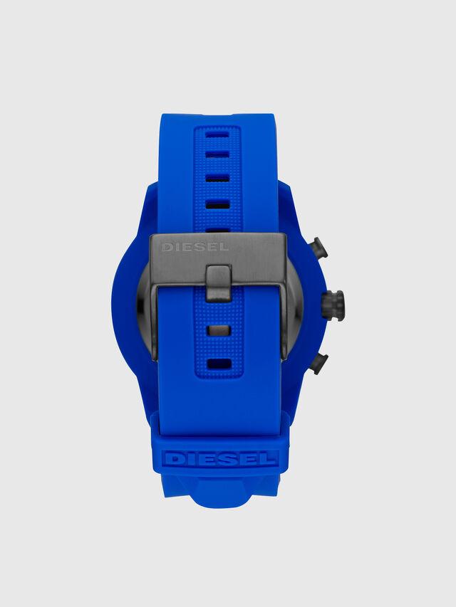 Diesel - DT1017, Bleu Brillant - Smartwatches - Image 3