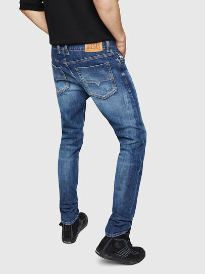 Diesel - Tepphar 0870H, Bleu moyen - Jeans - Image 2