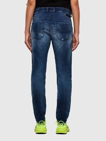 Diesel - Krailey JoggJeans 069PL, Bleu Foncé - Jeans - Image 2