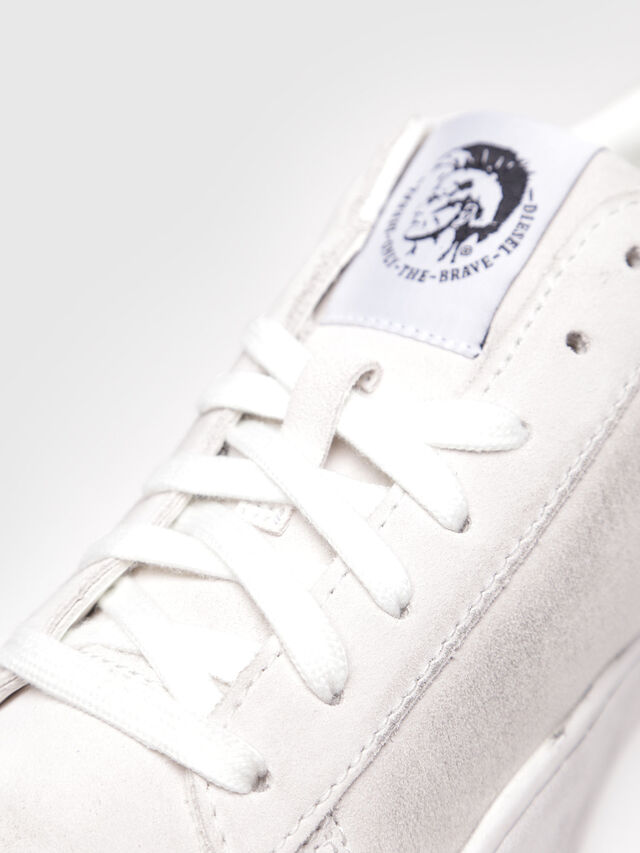 Diesel - S-CLEVER LOW, Blanc - Baskets - Image 5