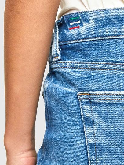 Diesel - D-Joy 009MV, Bleu Clair - Jeans - Image 5