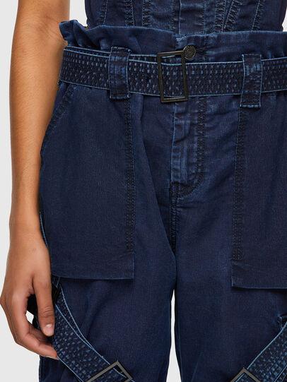 Diesel - D-Fedry JoggJeans® 0CBBZ, Bleu Foncé - Jeans - Image 3