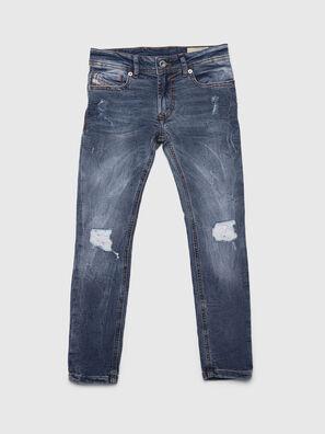 SLEENKER-J JOGGJEANS-N, Bleu Clair - Jeans