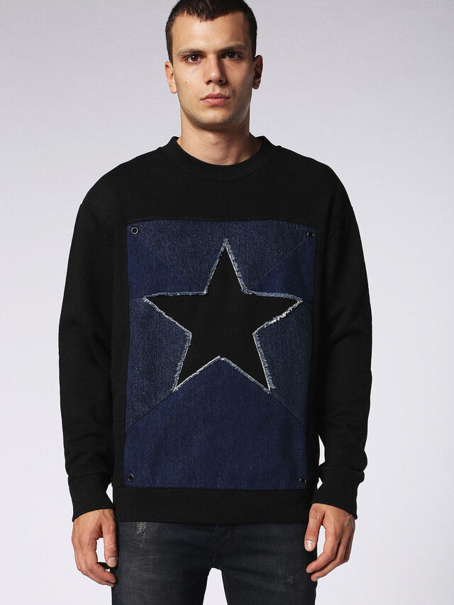 S-DEN-STAR, Noir