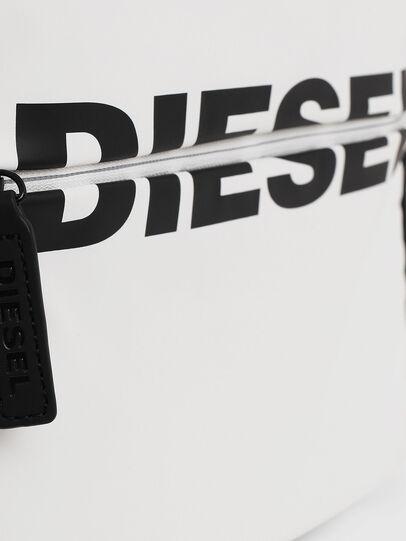 Diesel - BOLD BACKPACK, Blanc/Noir - Sacs - Image 4