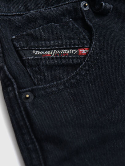Diesel - PBRON, Noir - Shorts - Image 3