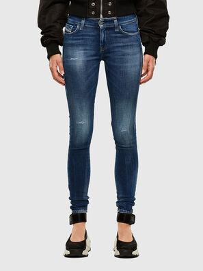 Slandy 009CX, Bleu moyen - Jeans