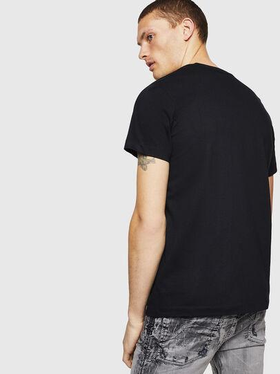 Diesel - T-DIEGO-B15, Noir - T-Shirts - Image 2