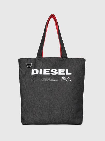Diesel - F-THISBAG SHOPPER NS, Rouge Flamme - Cabas et Sacs d'Épaule - Image 5