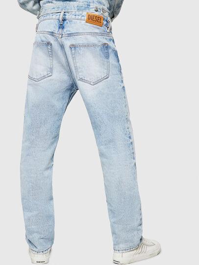 Diesel - D-Kodeck 0078C, Bleu Clair - Jeans - Image 2