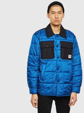 J-WELLES, Bleu Marine - Vestes d'hiver