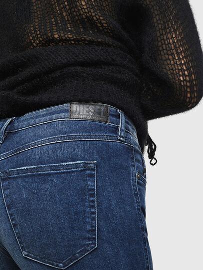 Diesel - Babhila 083AE, Bleu Foncé - Jeans - Image 4