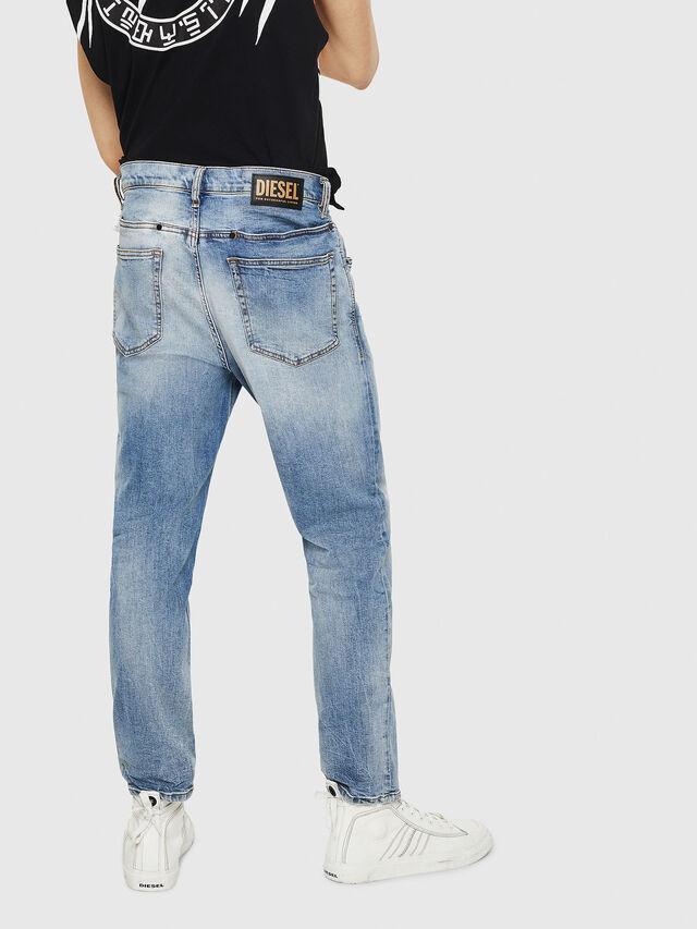 Diesel - D-Eetar 087AV, Bleu Clair - Jeans - Image 2