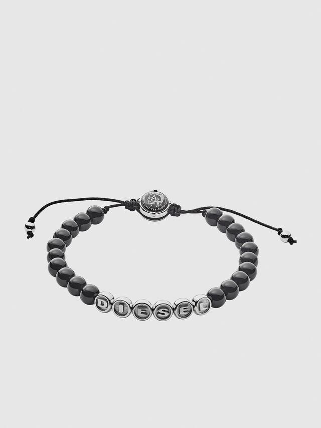 Diesel - DX1088, Noir - Bracelets - Image 1