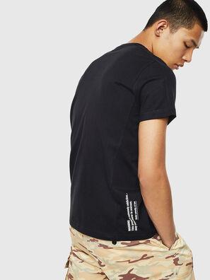 T-HOVER, Noir - T-Shirts