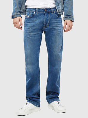 Larkee 083AX, Bleu Clair - Jeans