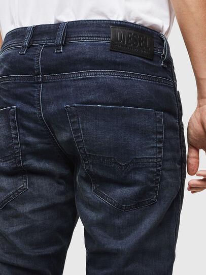 Diesel - Krooley JoggJeans 069KB, Bleu Foncé - Jeans - Image 3