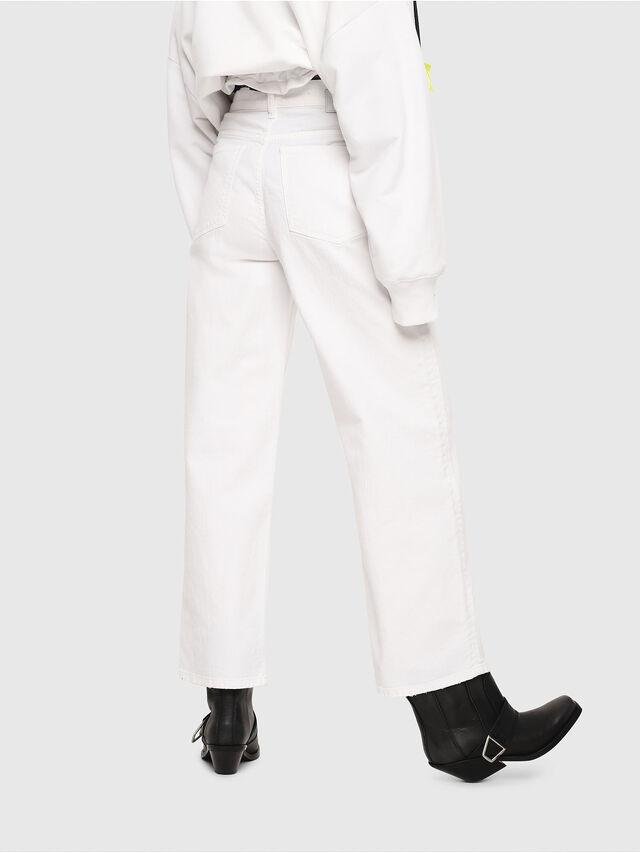 Diesel - Widee 069EA, Blanc - Jeans - Image 2