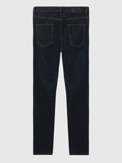 Diesel - D-Strukt A09HF, Bleu Foncé - Jeans - Image 2