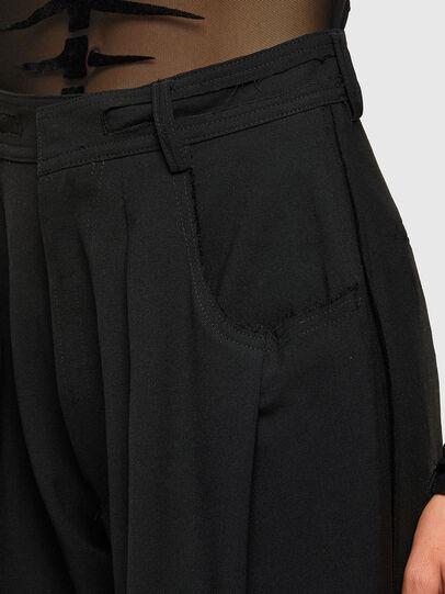 Diesel - P-JO, Noir - Pantalons - Image 3