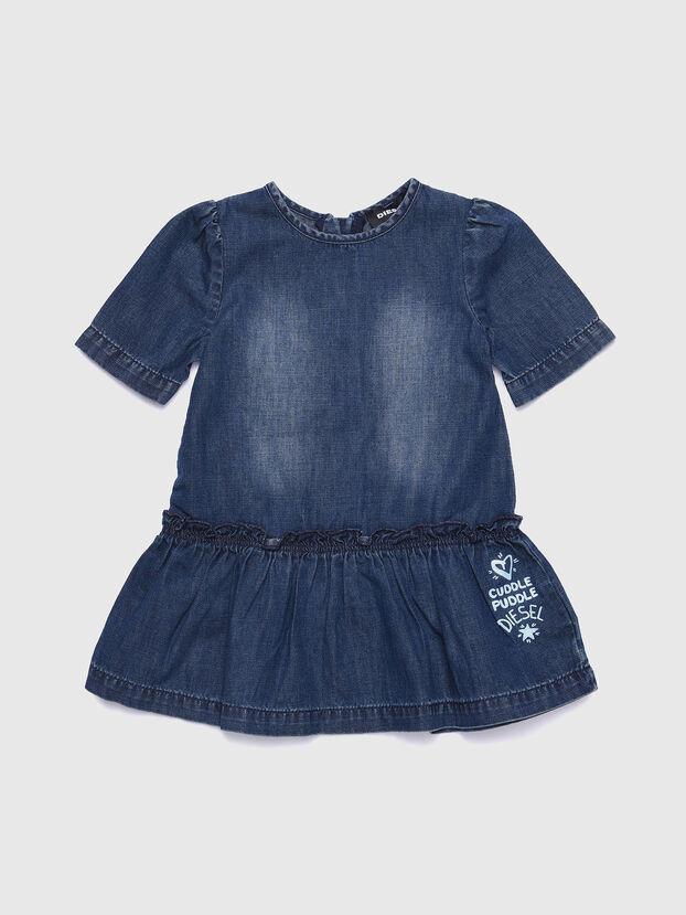DUOREB, Bleu moyen - Robes