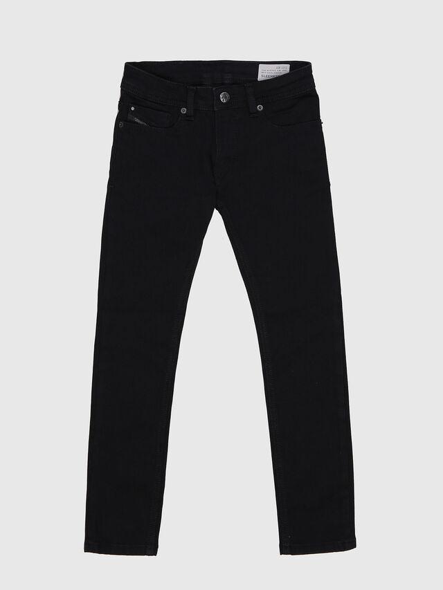 Diesel - SLEENKER-J-N, Jean Noir - Jeans - Image 1