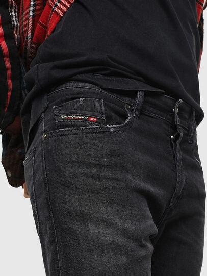 Diesel - Buster 082AS, Noir/Gris foncé - Jeans - Image 3