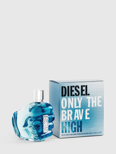 Diesel - ONLY THE BRAVE HIGH  125ML, Bleu Clair - Only The Brave - Image 1