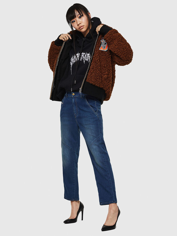 D-Rollar JoggJeans 069IT, Bleu moyen - Jeans