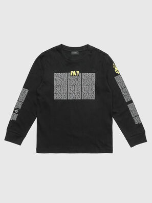 TJUSTLS-NEW, Noir - T-shirts et Hauts