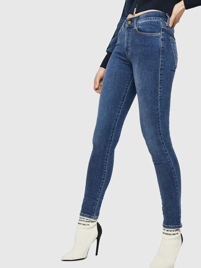 Diesel - D-Roisin 085AB, Bleu moyen - Jeans - Image 4