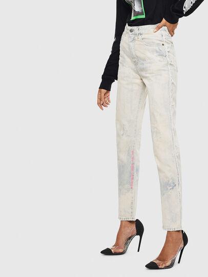 Diesel - D-Eiselle 0099P, Blanc - Jeans - Image 7
