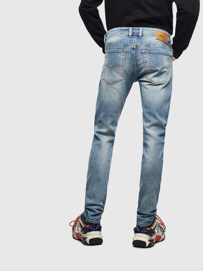 Diesel - Sleenker CN057, Bleu Clair - Jeans - Image 2