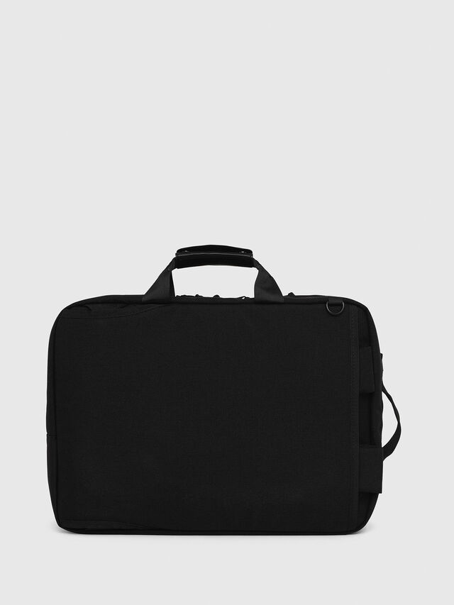 Diesel - F-URBHANITY BRIEFCAS, Noir - Attachés case - Image 2