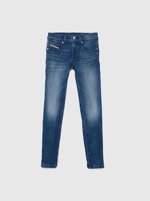 DHARY-J JOGGJEANS, Bleu moyen - Jeans