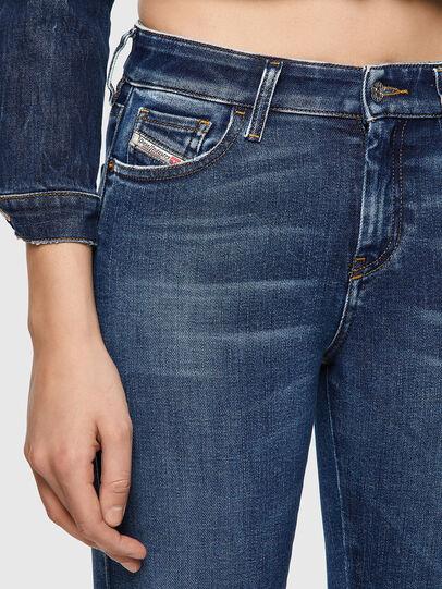Diesel - Slandy 009ZX, Bleu Foncé - Jeans - Image 3