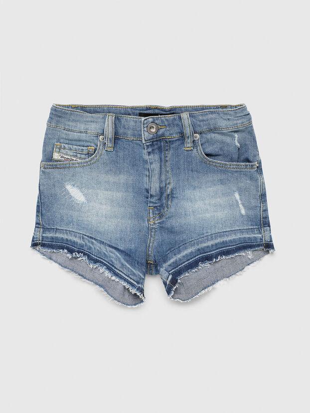 PGINGHER-R, Bleu Clair - Shorts