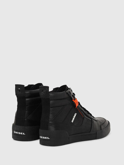 Diesel - S-DVELOWS, Noir - Baskets - Image 3