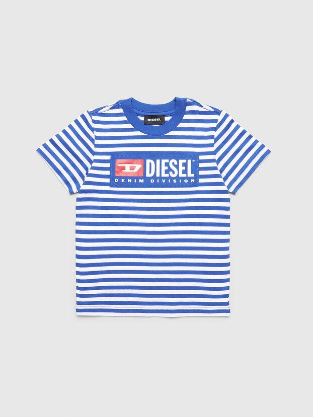 TVIKB-R, Bleu/Blanc - T-shirts et Hauts